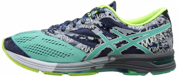 Asics Gel Noosa Tri 10 men ind.blue/aqua mint/yellow