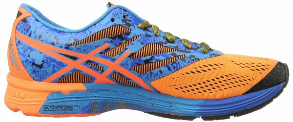 Asics Gel Noosa Tri 10 men orange (hot orange/hot orange/electric 3030)
