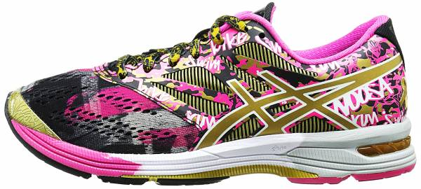 Asics Gel Noosa Tri 10 woman black/gold/gold ribbon