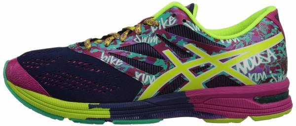 ... womens asics gel noosa tri 10 black yellow ...