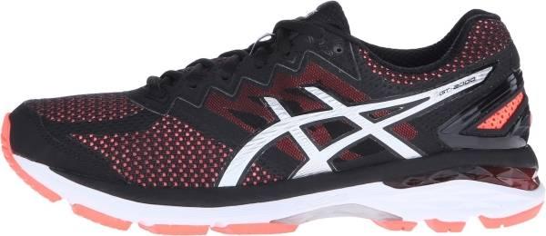 Asics GT 2000 4 woman pink (flash coral/black/silver 0690)