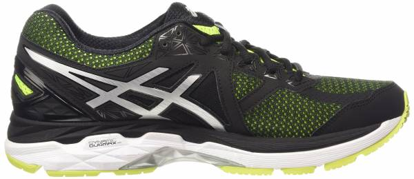Asics GT 2000 4 men giallo (flash yellow/black/silver 0790)