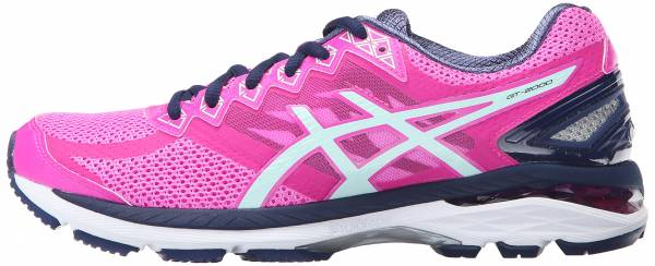Asics GT 2000 4 woman pink glow/soothing sea/indigo blue