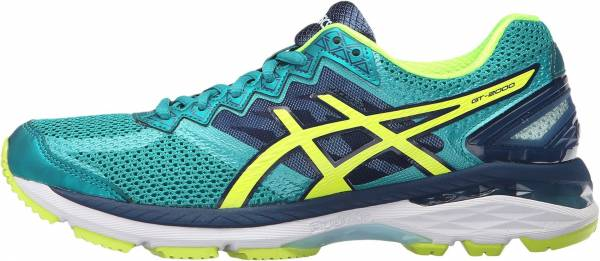 Asics GT 2000 4 woman lapis/safety yellow/soothing sea