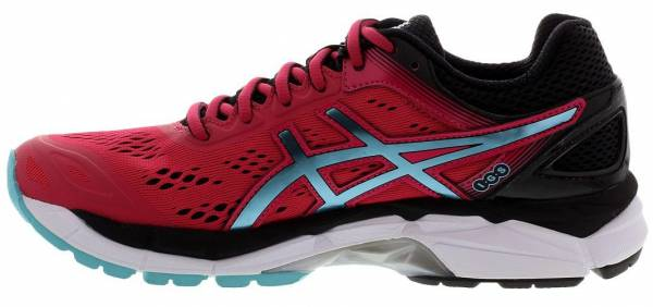 Asics Gel Pursue 2 woman azalea / turquoise / black