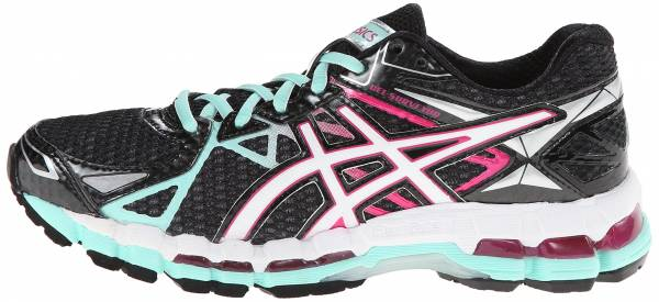 Asics Gel Surveyor 3 woman onyx/white/hot pink