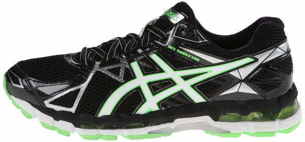Asics Gel Surveyor 3 - Black/Lightning/Green