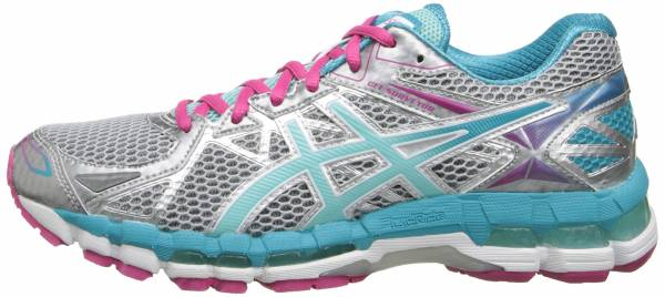 Asics Gel Surveyor 3 men lightning/ice blue/hot pink