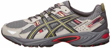 Asics Gel Venture 5 - Light Grey Graphite Red (T5N3N1314)