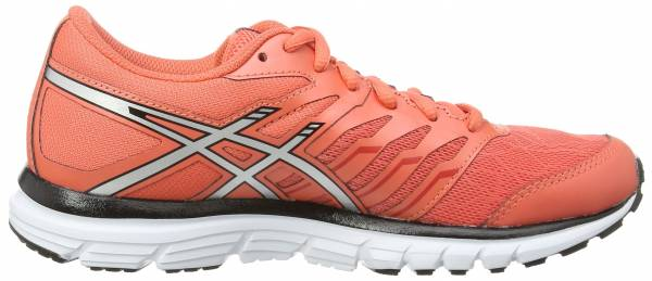 Asics Gel Zaraca 4 woman pink (living coral/silver/onyx 7693)
