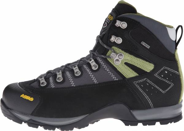 Asolo Fugitive GTX Black / Gun Metal
