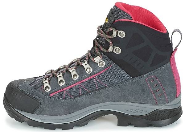 Asolo ADVANCE GTX Hiking Trail Backpacking Boot Gray Gunmetal NEW Women/'s