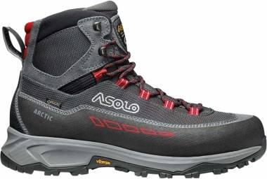 Asolo Arctic GV - Grey/Gunmetal/Red (A12536176)