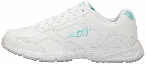 Avia Avi-Ginger White/Grey/Aqua