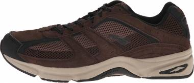 Avia Avi-Volante Dark Chestnut/Chocolate/Black Men