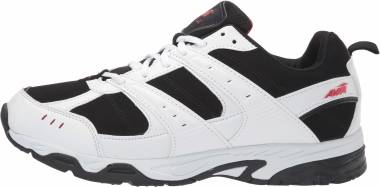 Avia Avi-Verge - White/Black/Red (A1313MWBR)