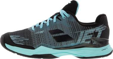 Babolat Jet Mach II All Court - Angel Blue and Black (31F196304042)