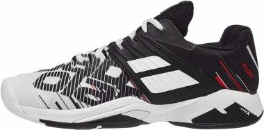 Babolat Propulse Fury All Court - White Black (30S202081001)