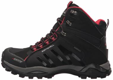 Baffin Zone - Black/Red