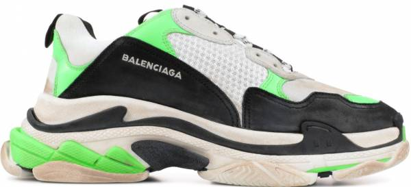 7a784216064e 10 Reasons to NOT to Buy Balenciaga x Mr Porter Triple S (Apr 2019 ...