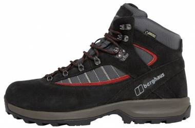 Berghaus Explorer Trek Plus GTX - Schwarz Black Nova Red V33 (21215V33)