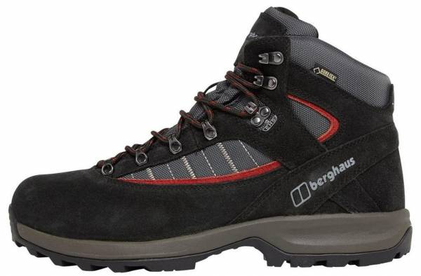 Berghaus Explorer Trek Plus GTX - BLACK