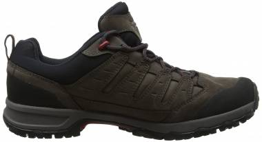 Berghaus Fellmaster Active GTX - Dark Grey Red (22200B86)