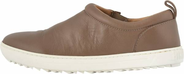Birkenstock Rena Taupe Leather