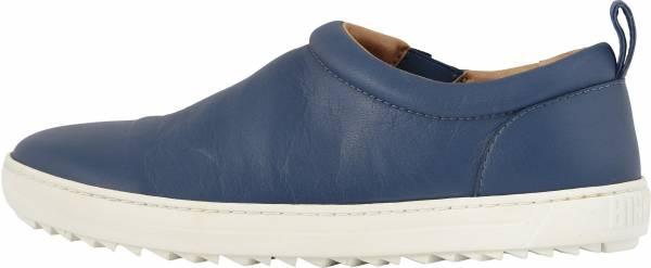 Birkenstock Rena Navy Leather