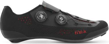 Fizik Infinito R1 Knit - Black/Red (INFIN)