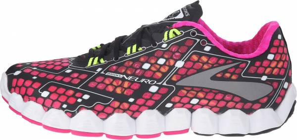 Brooks Neuro woman pink glo/black/nightlife