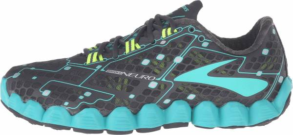 Brooks Neuro woman anthracite/ceramic/nightlife