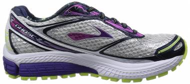 Brooks Ghost 7 - Silver