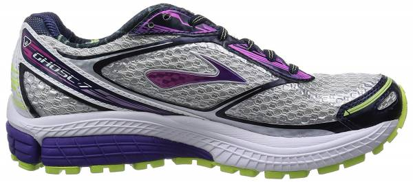 Brooks Ghost 7 - Silver (124)