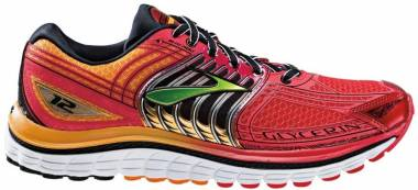 Brooks Glycerin 12 - red (168)