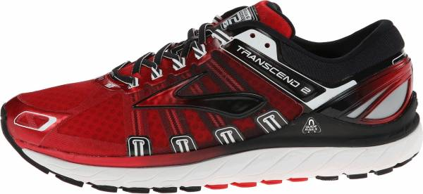 Brooks Transcend 2 Red