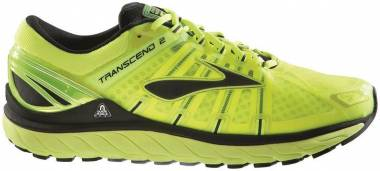 Brooks Transcend 2 - (713) LIME PUNCH/BLACK (713)