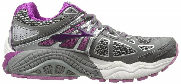 Brooks Ariel 14 Gris (Smokedpearl/Hollyhock/Violet 085)