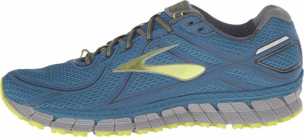 Brooks Adrenaline ASR 13 Blue (Moroccan Blue/Lime Punch/Anthracite)