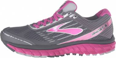 Brooks Ghost 9 GTX - Black/Fuscia (900)