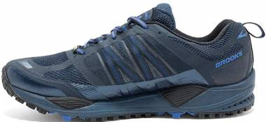 Brooks Cascadia 11 GTX - Blue (409)