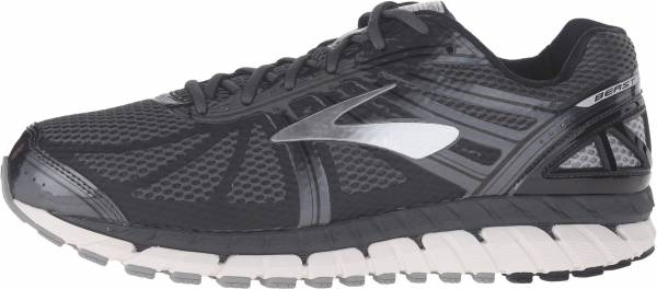 Brooks Beast 16 men anthracite/black/silver