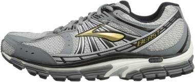 Brooks Beast 16 - Gold/Pavement/Black/Silver/White