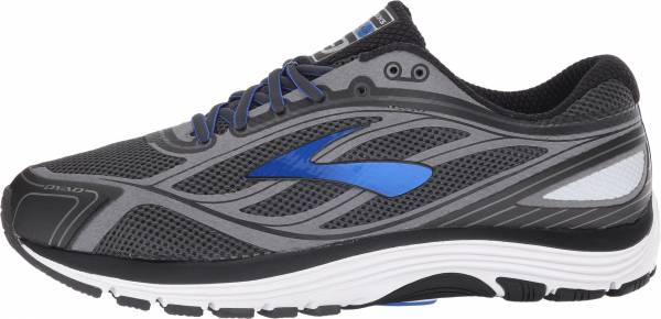 Brooks Dyad 9 - Gris Asphaltelectric Brooks Blue B 1d038 (038)