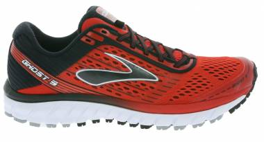 Brooks Ghost 9 - Red (691)