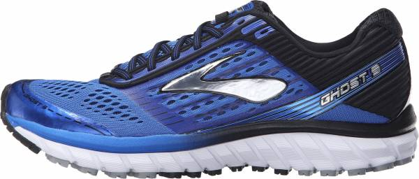 Brooks Ghost 9 men electric brooks blue/black/silver