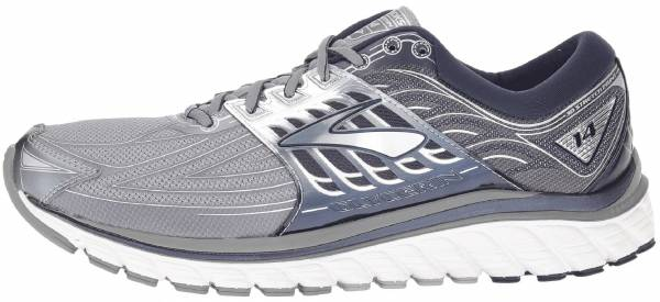 Brooks Glycerin 14 men grey/silver/navy