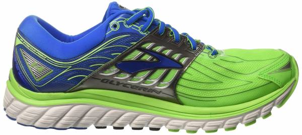 Brooks Glycerin 14 men gru00fcn/blau