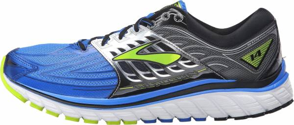 Brooks Glycerin 14 men electric brooks blue/black/lime punch
