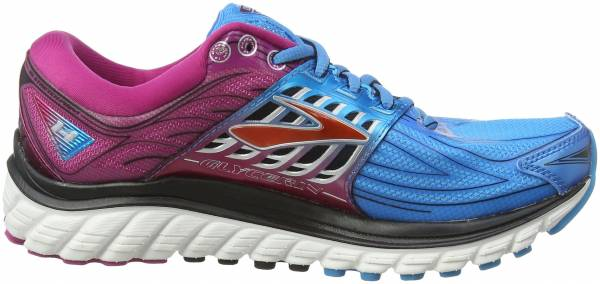 Brooks Glycerin 14 woman multicolore (blau/violett)